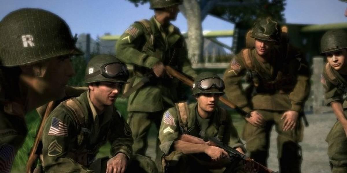 Gearbox ya prepara una nueva entrega de Brothers in Arms