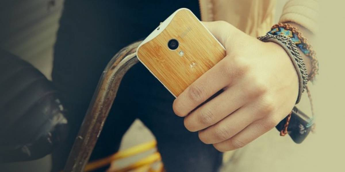 Motorola presenta el Moto X