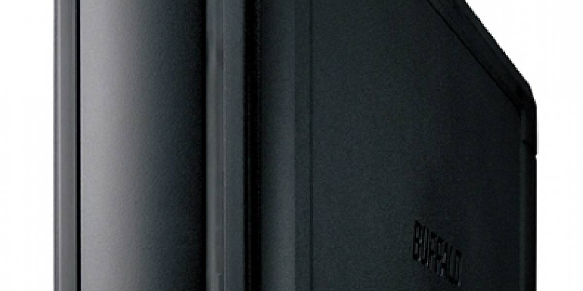 Buffalo presenta Blu-Ray externo para USB 3.0