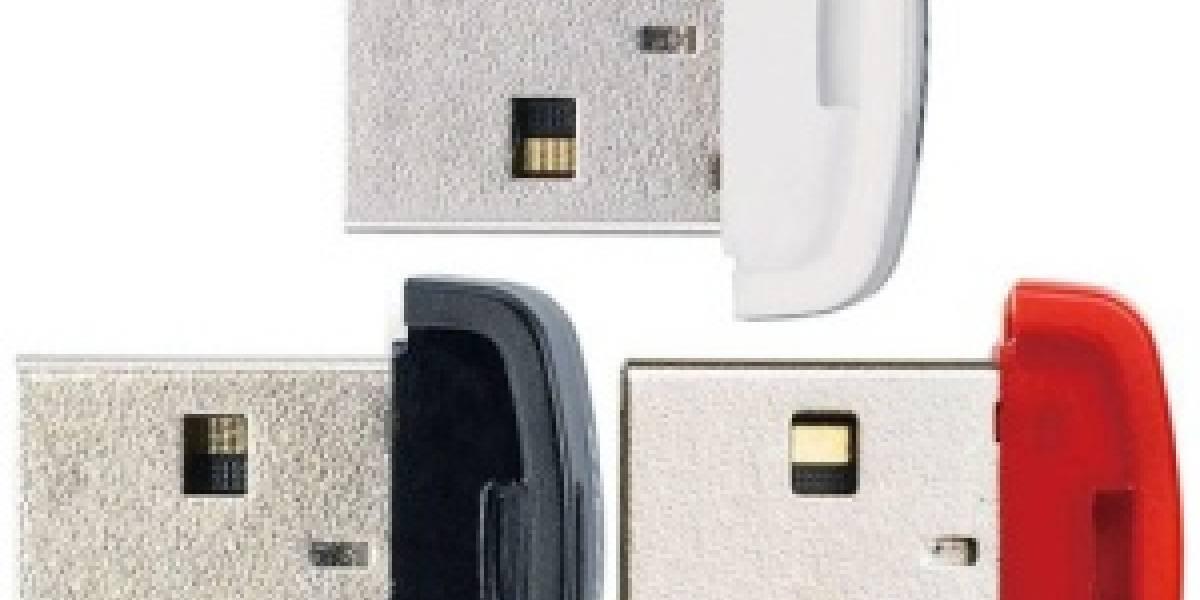 Buffalo muestra flash drive ultra-pequeño de 16 GB