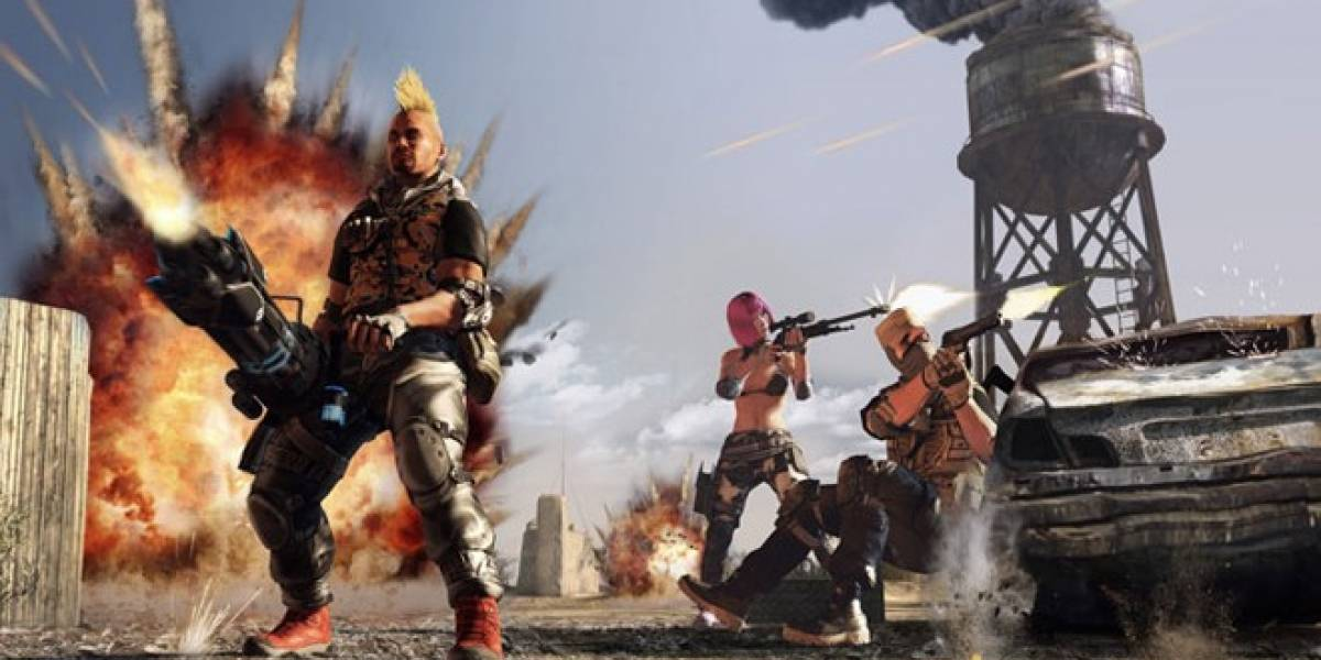 Sony Online anuncia Bullet Run
