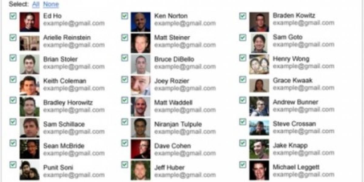 Cambios de verdad en Google Buzz