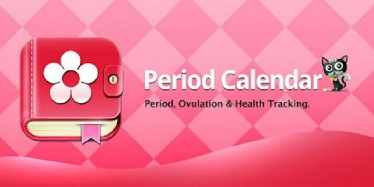 Mi Calendario Menstrual: la app que varias mujeres debieran llevar en su celular
