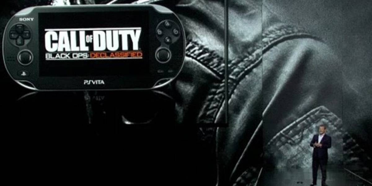 E3 2012: Call of Duty Black Ops Declassified llegará a PlayStation Vita