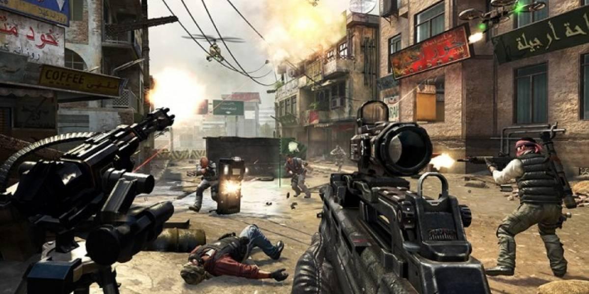 Black Ops II se actualiza también en Xbox 360