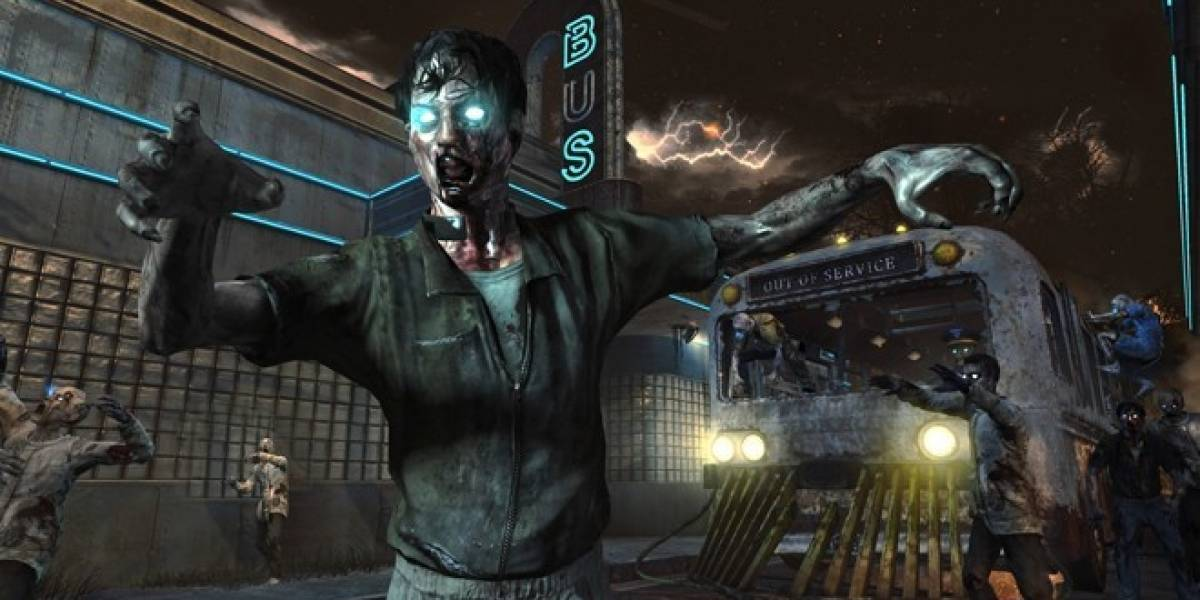 Call of Duty: Black Ops II muestra un escudo antizombis