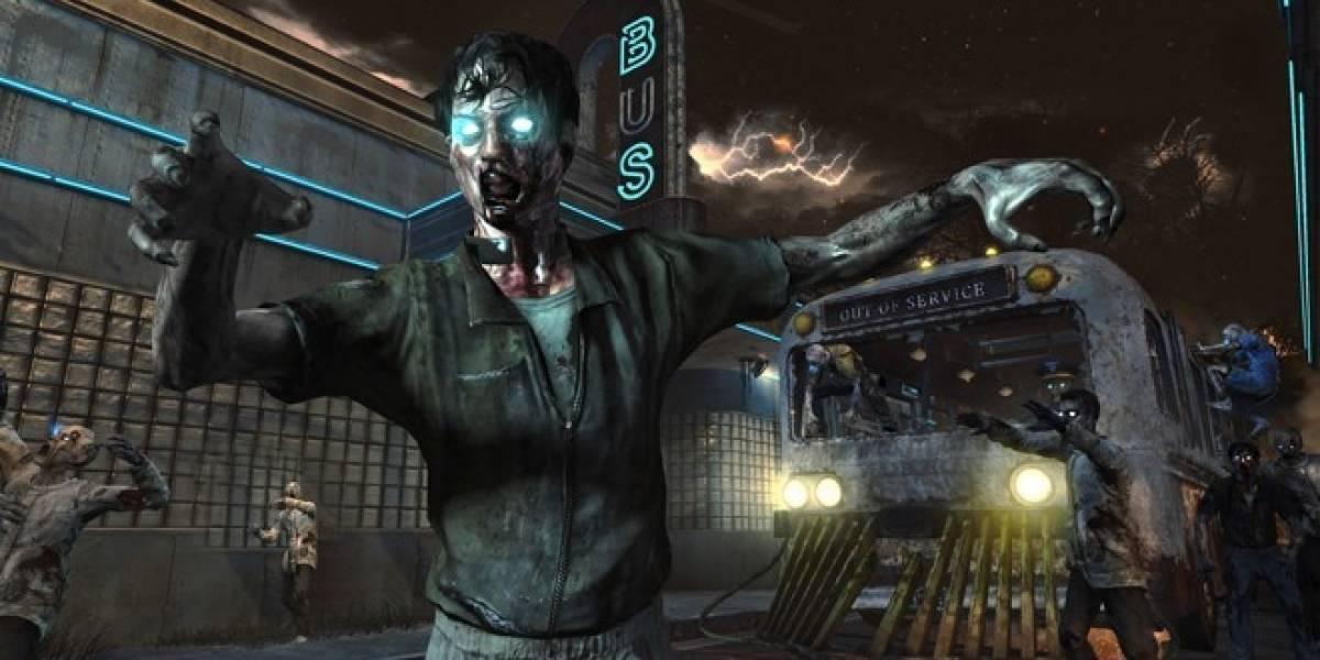 Los zombis de Call of Duty: Black Ops II se muestran en nuevo tráiler