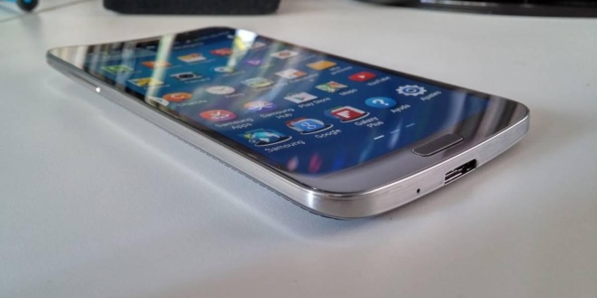 El Galaxy S5 no tendrá pantalla curva