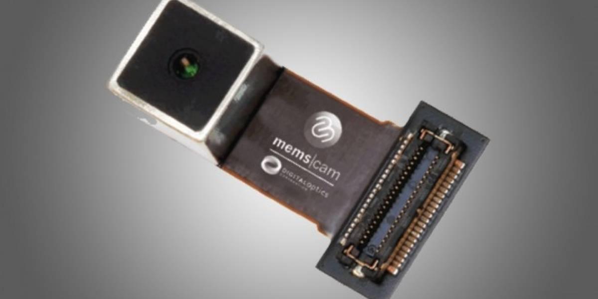 LG Nexus 5 podría incorporar una cámara MEMS con funcionalidad Lytro