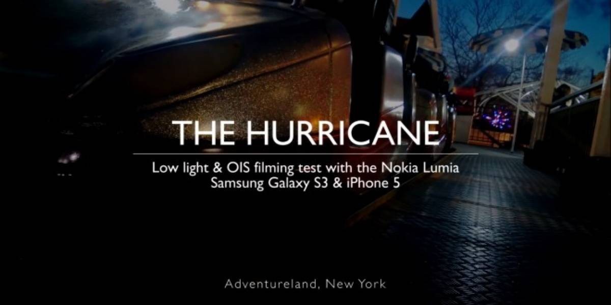 Nokia lanza video que compara la cámara del Lumia 928 con sus competidores