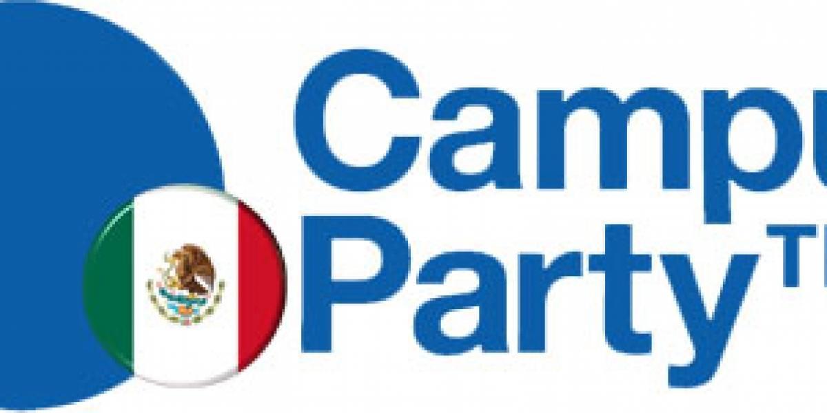 Futurología: Campus Party México para septiembre