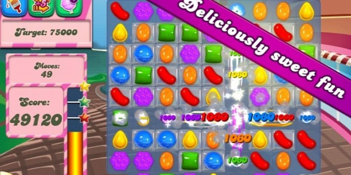 Candy Crush Saga para Android se actualiza con 440 nuevos niveles