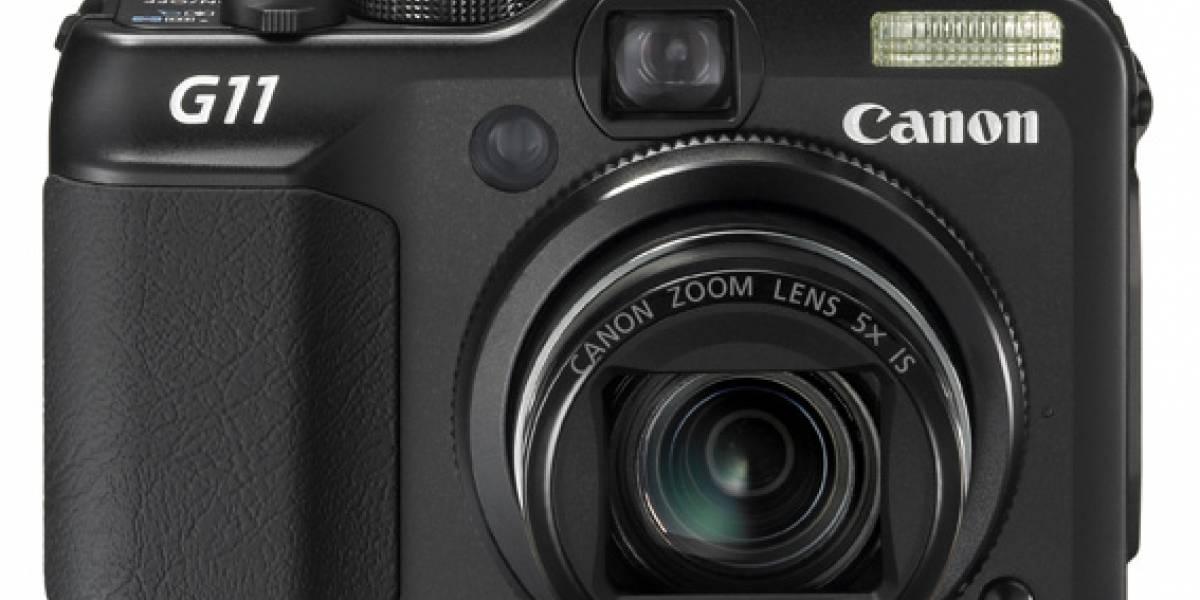 Canon anuncia su nueva línea de cámaras digitales PowerShot