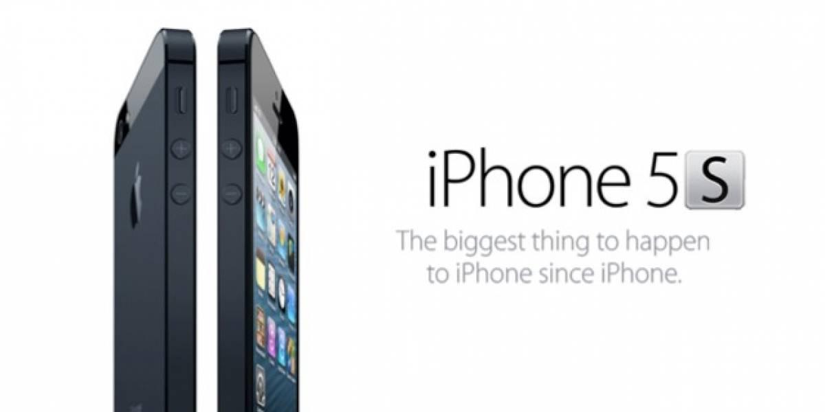 El próximo iPhone tendría un lector de huellas dactilares