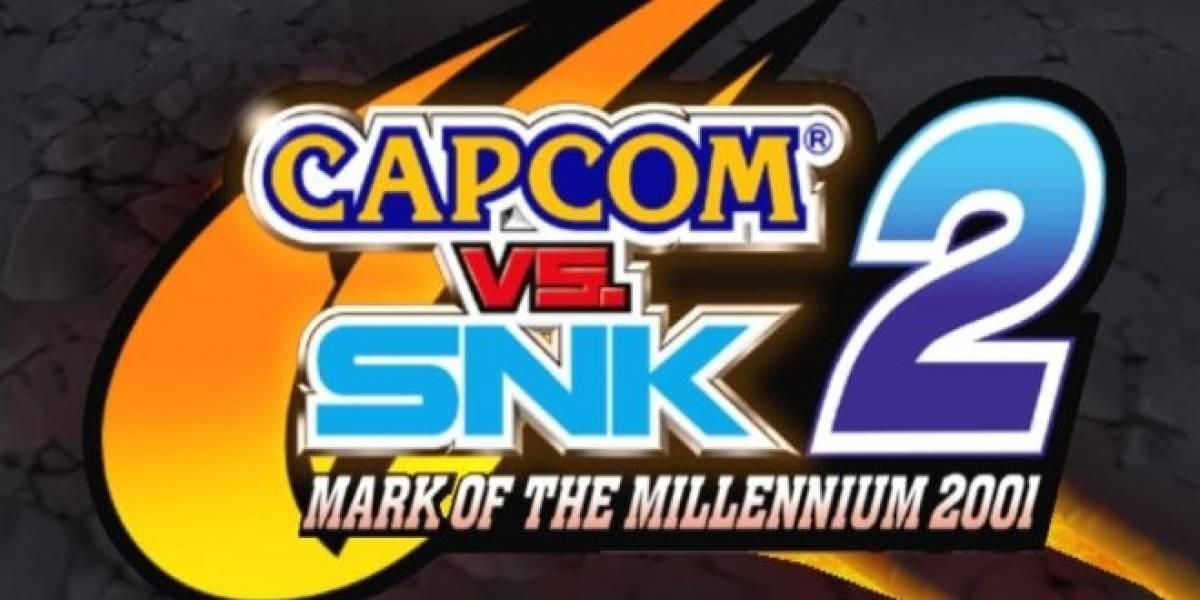No habrá Capcom vs. SNK 2 para Xbox Live Arcade y PSN :(