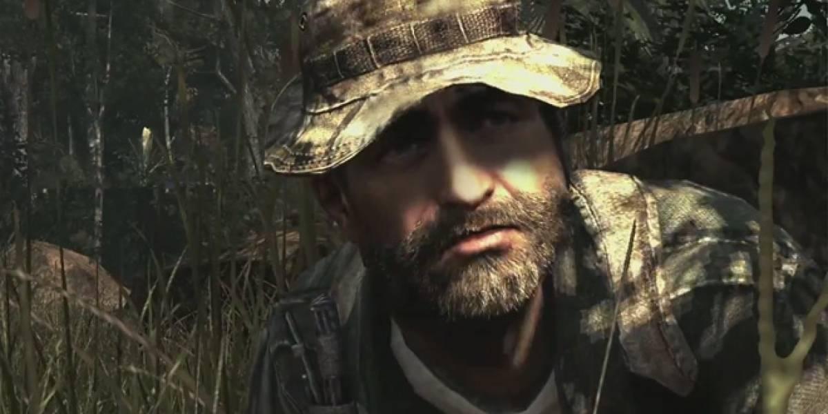 ¡Sorpresa! Modern Warfare 4 es una realidad, confirmado por el actor del Capitán Price