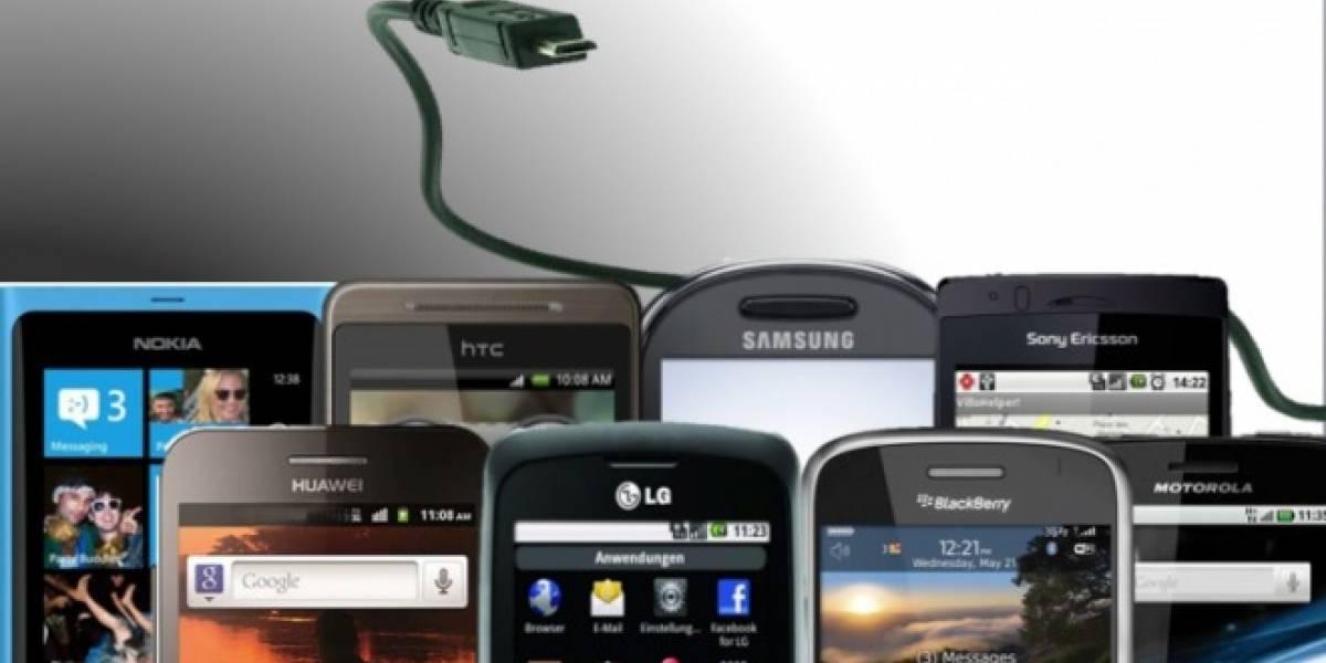 O2 planea vender teléfonos sin cargador, y llama a otros operadores a hacerlo también