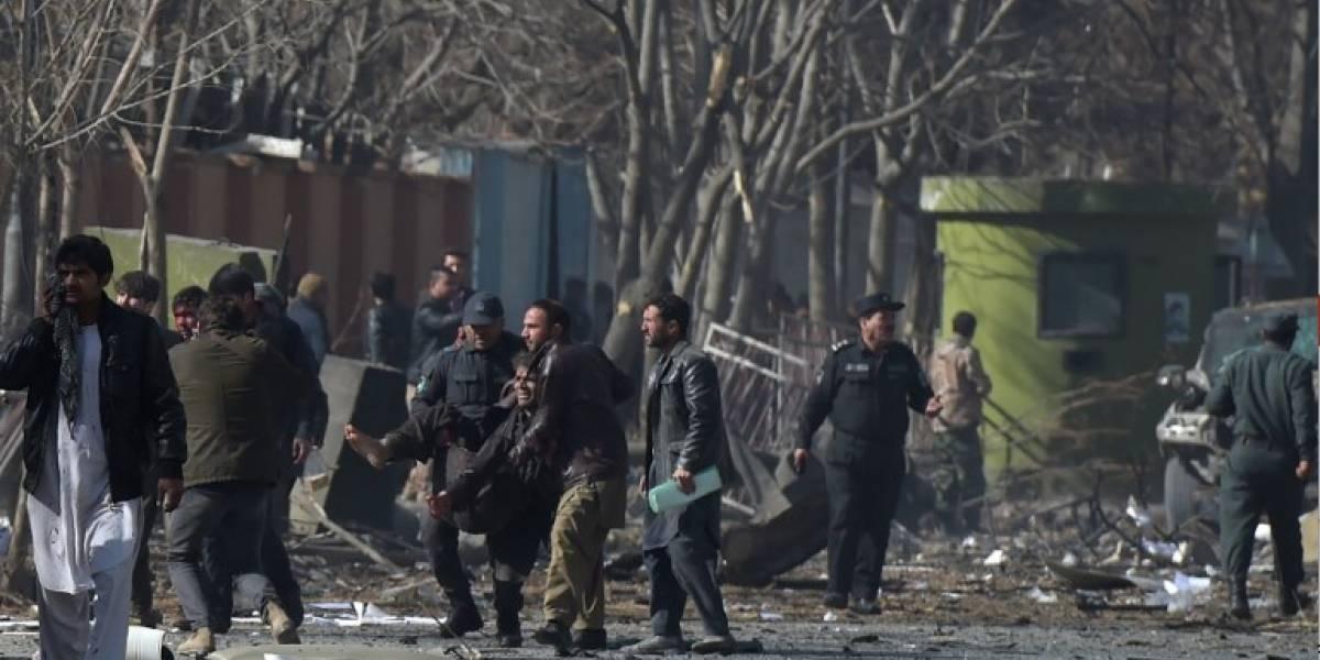Masacre en Kabul: Al menos 95 muertos y 163 heridos tras una explosión