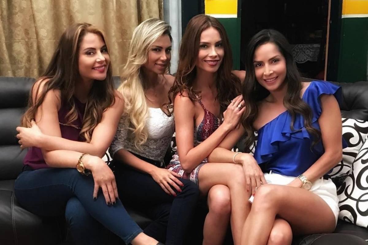 Actrices Colombianas Tetonas el secreto de las actrices de 'sin senos sí hay paraíso