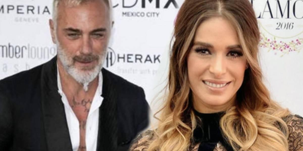 Gianluca Vacchi está cada vez más encantado con Galilea Montijo