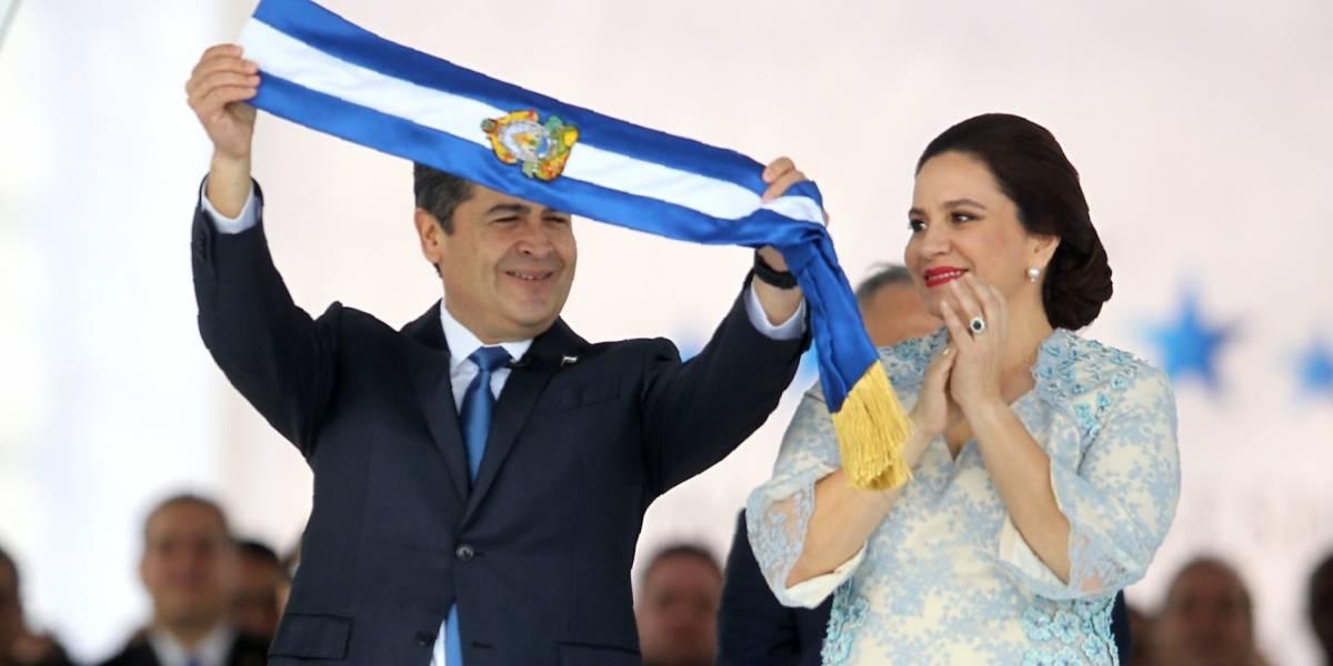 Tensión en Honduras por investidura del Presidente para segundo mandato