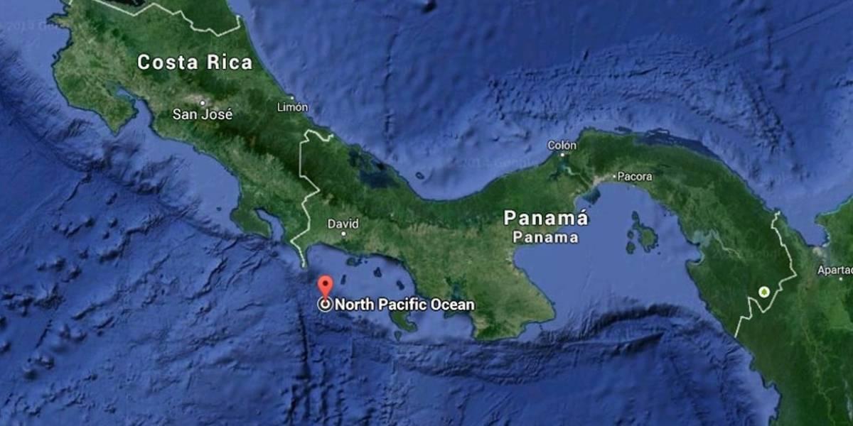 Temblor de magnitud 5.8 sacude costas de Panamá