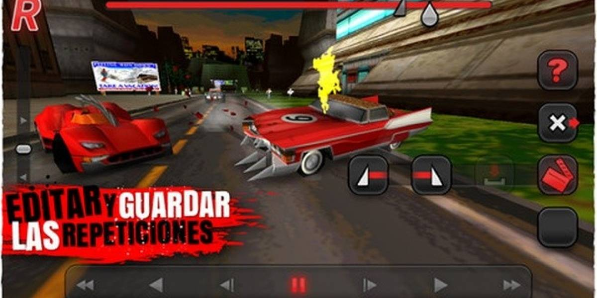 Carmageddon debuta en iPad y iPhone, es gratis durante su primer día