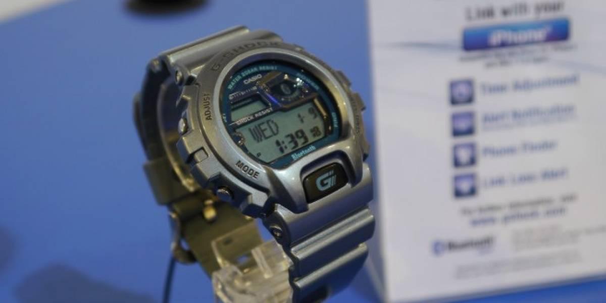 CES 2012: Casio y su G-Shock con Bluetooth A Primera Vista