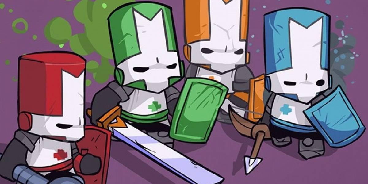 Gamescom 2012: Castle Crashers va a llegar a Steam