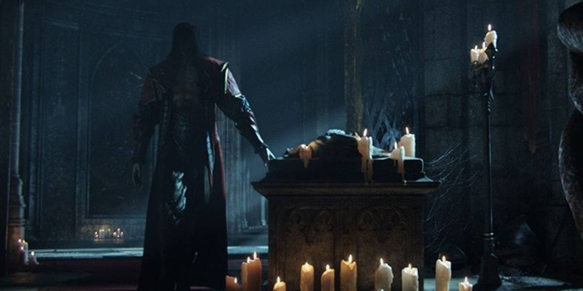 Castlevania: Lords of Shadow 2 será el fin de la saga