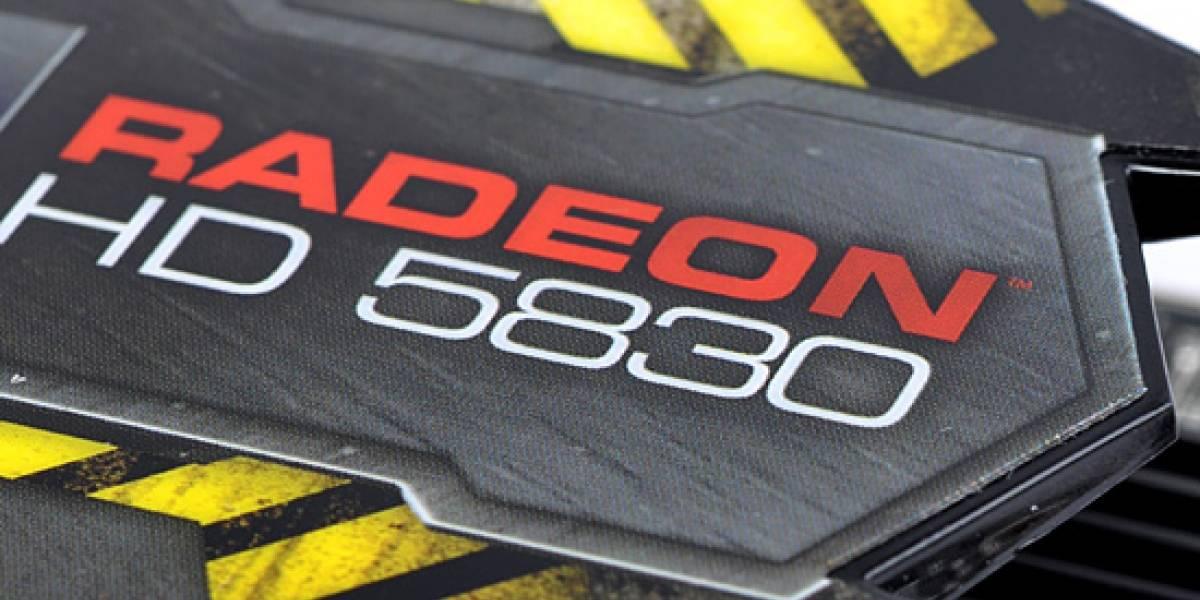 HD 5830 ya asoma la cabeza en benchmarks