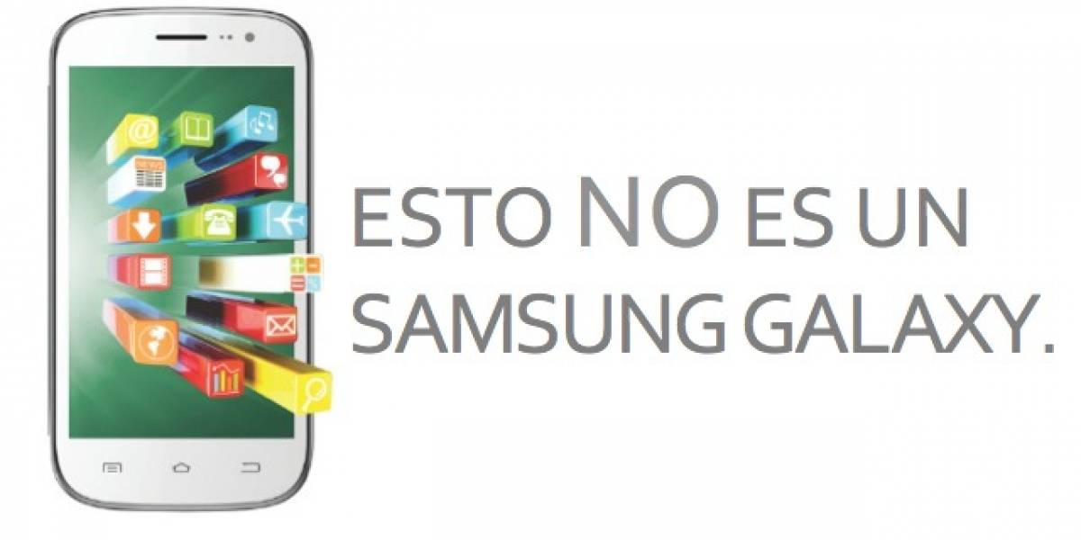 Celkon One Signature, el clon indio de Samsung Galaxy