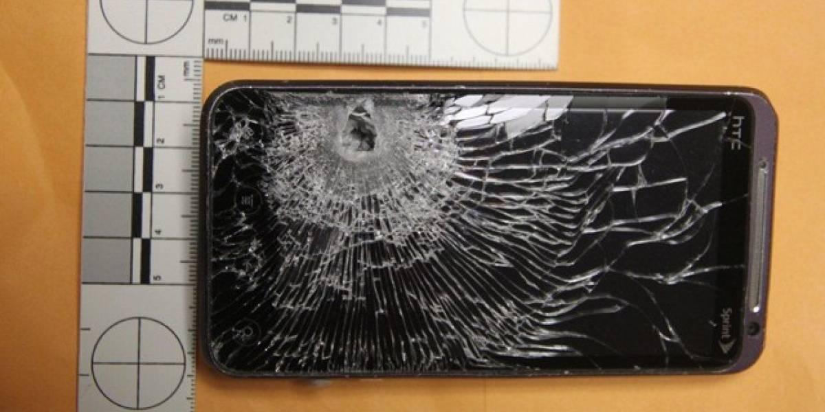 HTC envió un nuevo teléfono a hombre salvado por su EVO 3D