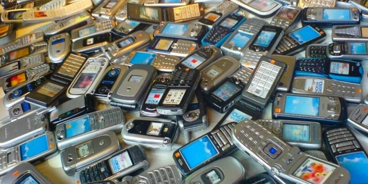 IDC: Ventas de smartphones superarán a los teléfonos básicos en 2013