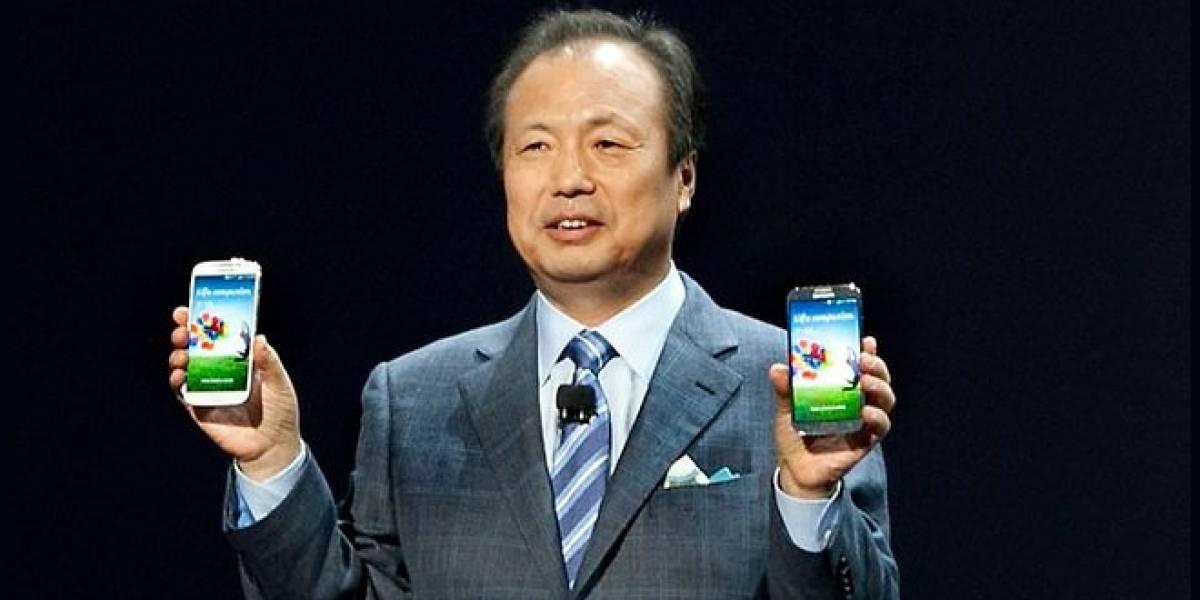 Nuevo CEO de Samsung se lanza contra los dispositivos con Windows
