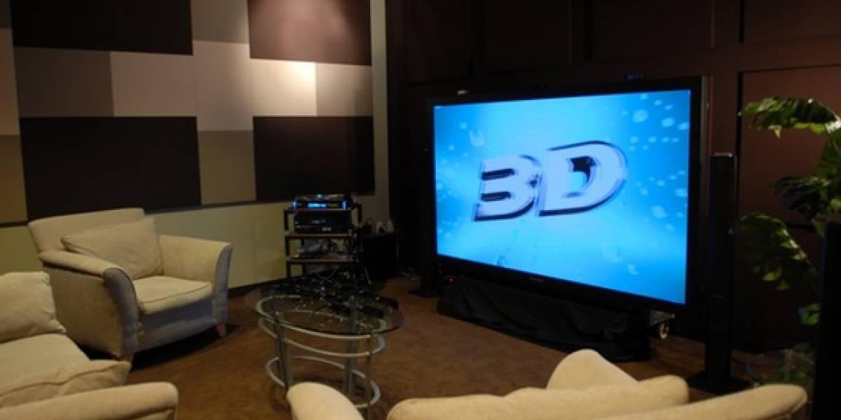 CES10: Panasonic presentará línea de productos para 3D [FW Exclusivo]