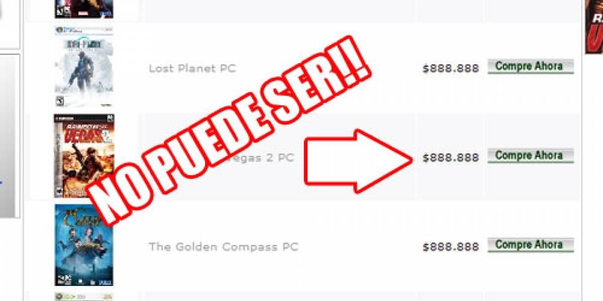 NO ES MENTIRA: Juegos de PC ahora son 45 veces más caros!