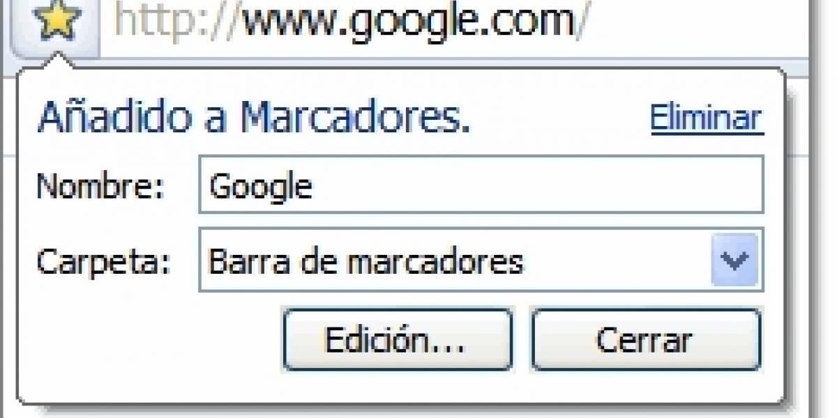 Futurología: El navegador Chrome se sincronizará con la nube