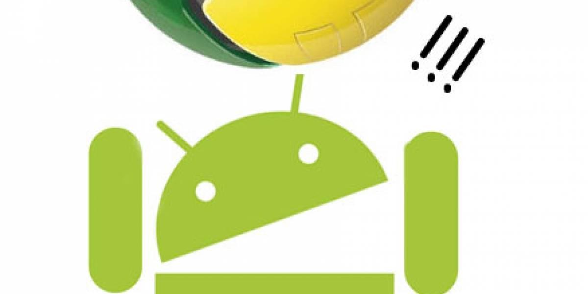 Sergey Brin: Android y Chrome OS convergerán eventualmente