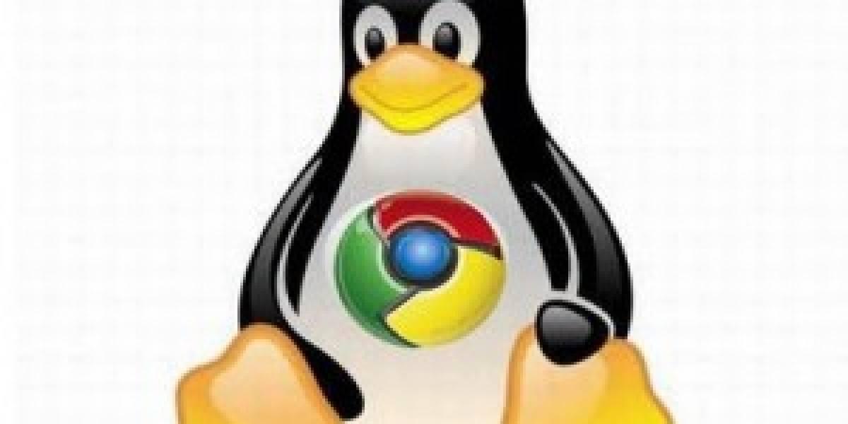 Chrome más rápido en Linux que en Windows y Mac OS