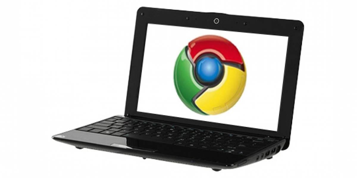 Dell estudiará usar Chrome OS en sus equipos