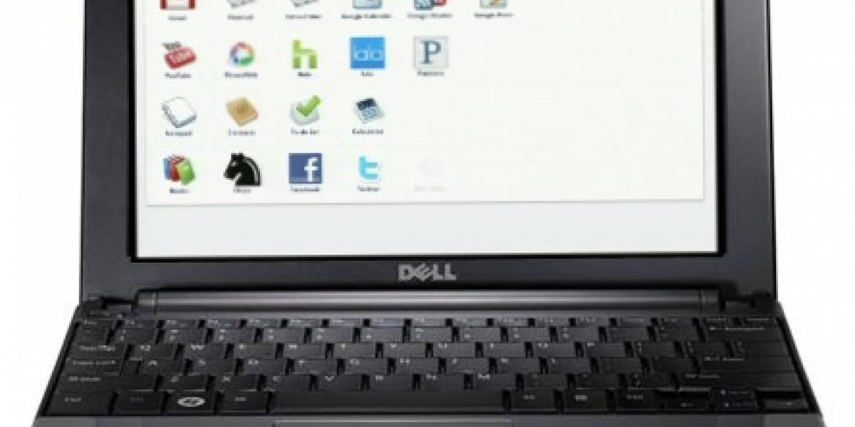 Dell ofrece Chromium OS para el Mini 10v