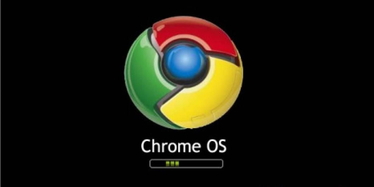 Google Chrome OS podría salir la próxima semana