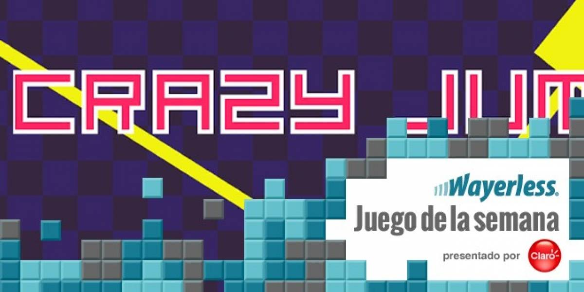 Crazy Jump [Juego de la Semana]