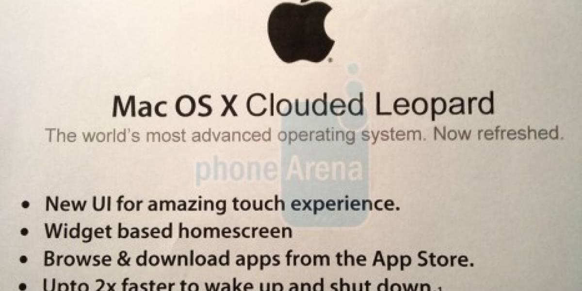 Filtran supuestas especificaciones de Apple iSlate