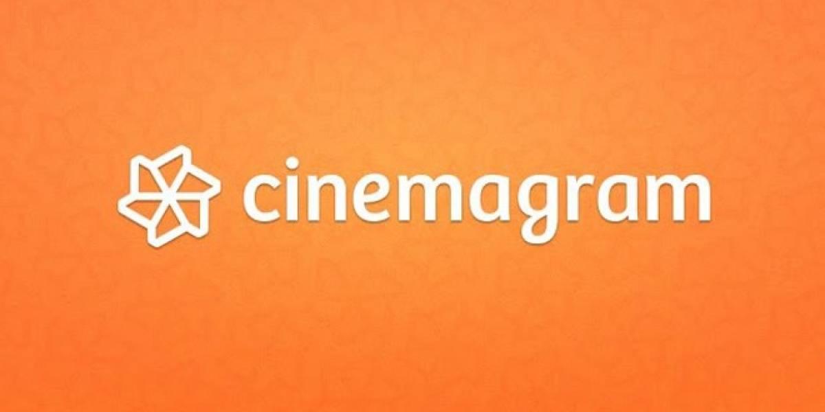 Aplicación Cinemagram llegó a Android