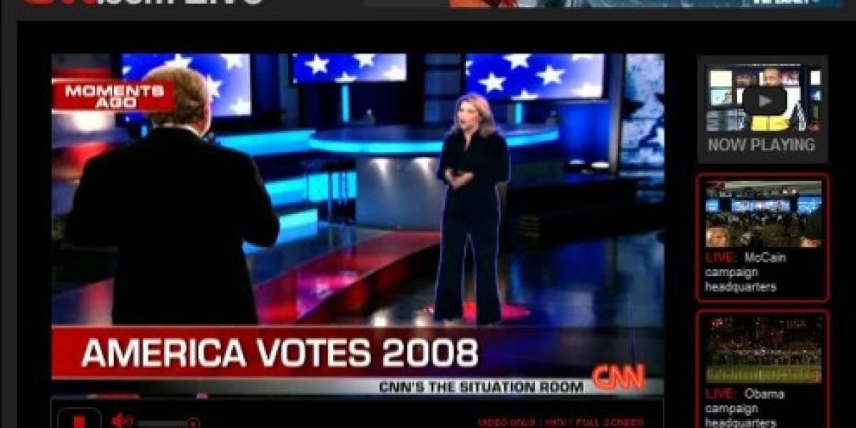 Google y Yahoo informan a más internautas que CNN