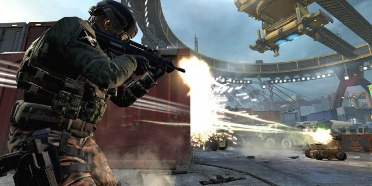 Black Ops II ya es todo un éxito comercial