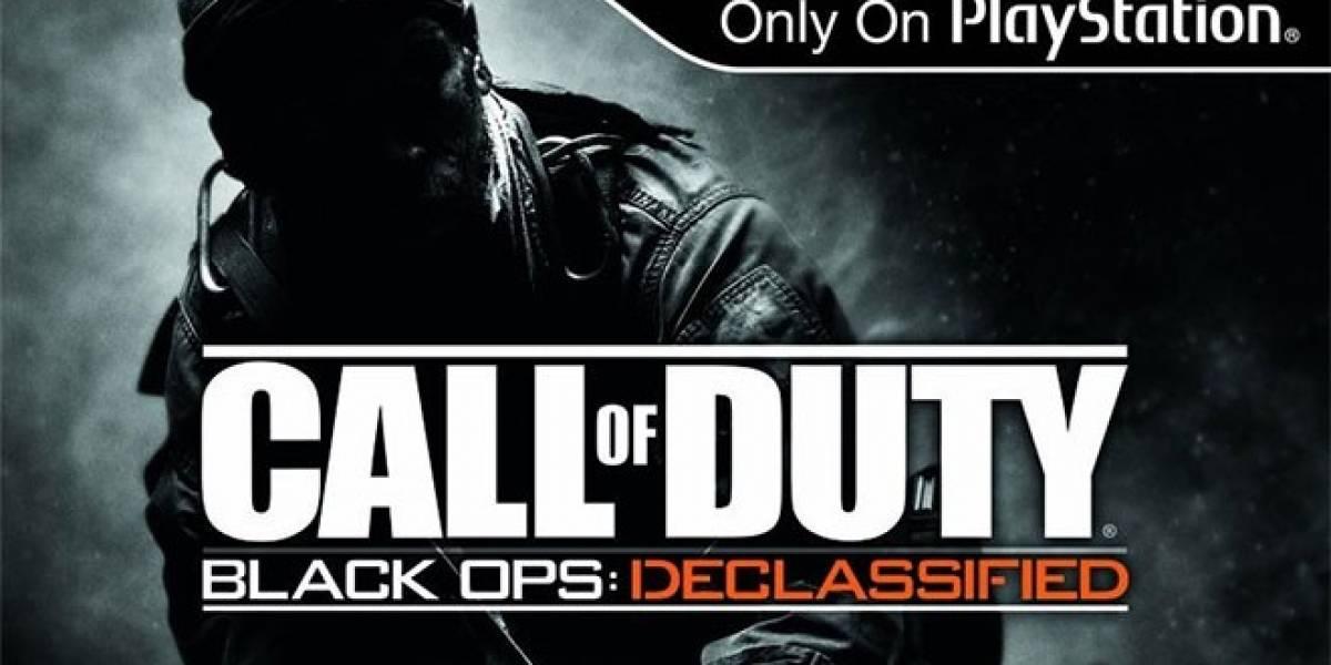 Gamescom 2012: Call of Duty llegará este año al PS Vita