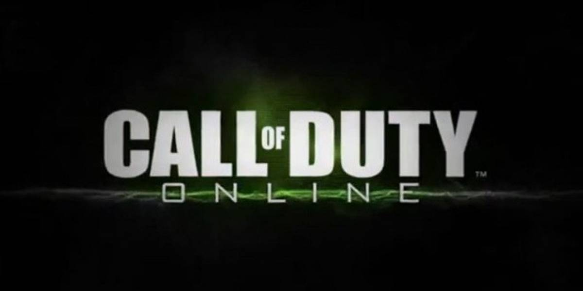 Activision se mete en el mercado chino con Call of Duty Online